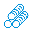 epoxy coated rebar icon